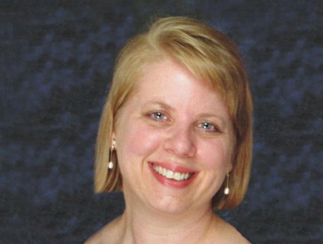 Susan V. Hill, President of the Georgia Chapter of the National Kitchen and Bath Association (NKBA) & Alpharetta Branch Manager and Senior Designer of Traditions in Tile.