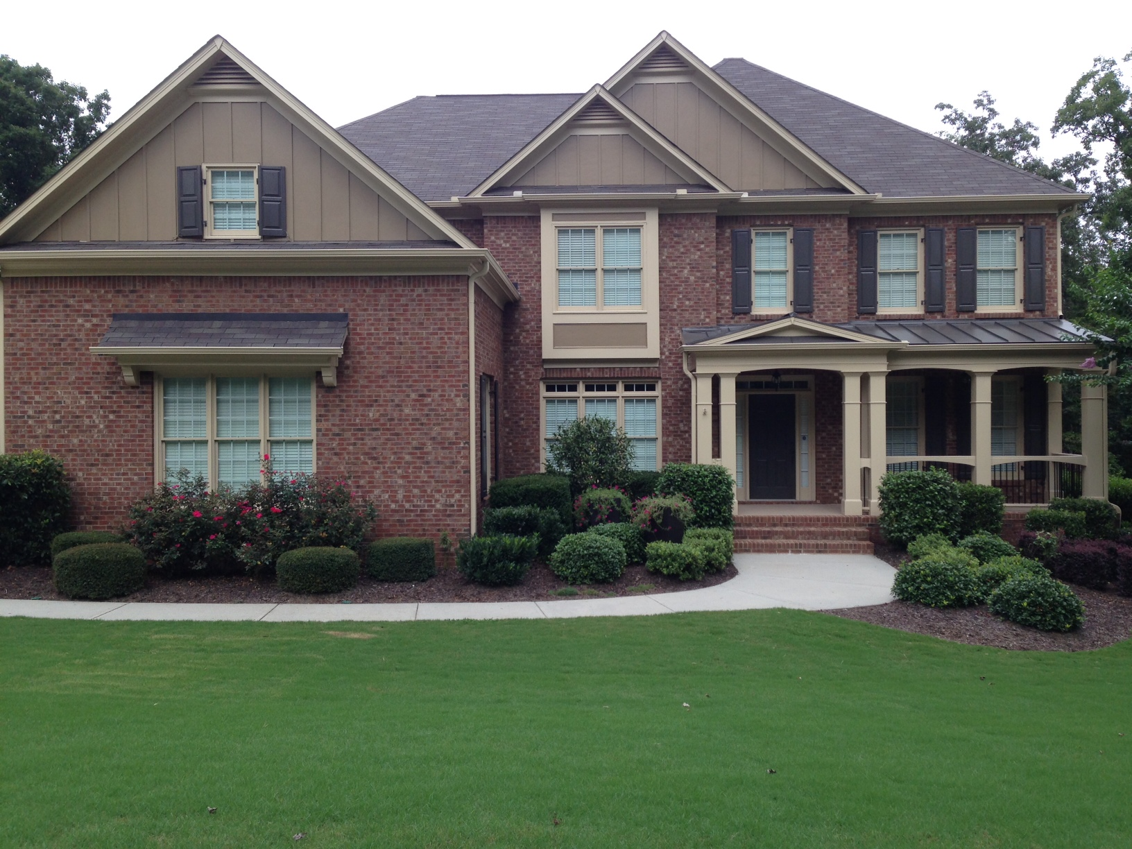 Phenomenal How To Select Exterior Paint Colors Atlanta Home Improvement Largest Home Design Picture Inspirations Pitcheantrous